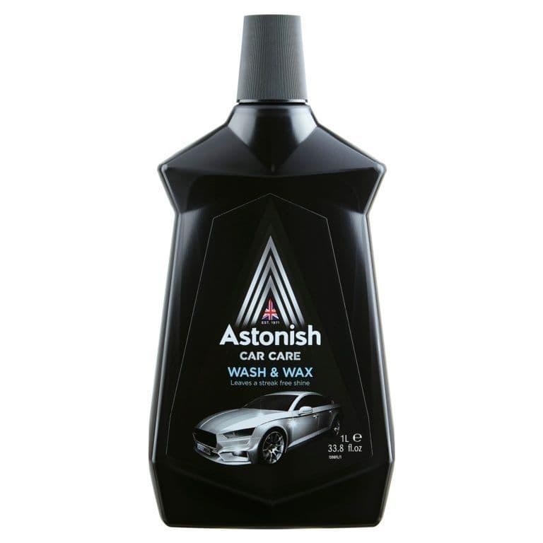 Astonish Wash & Wax - 1L